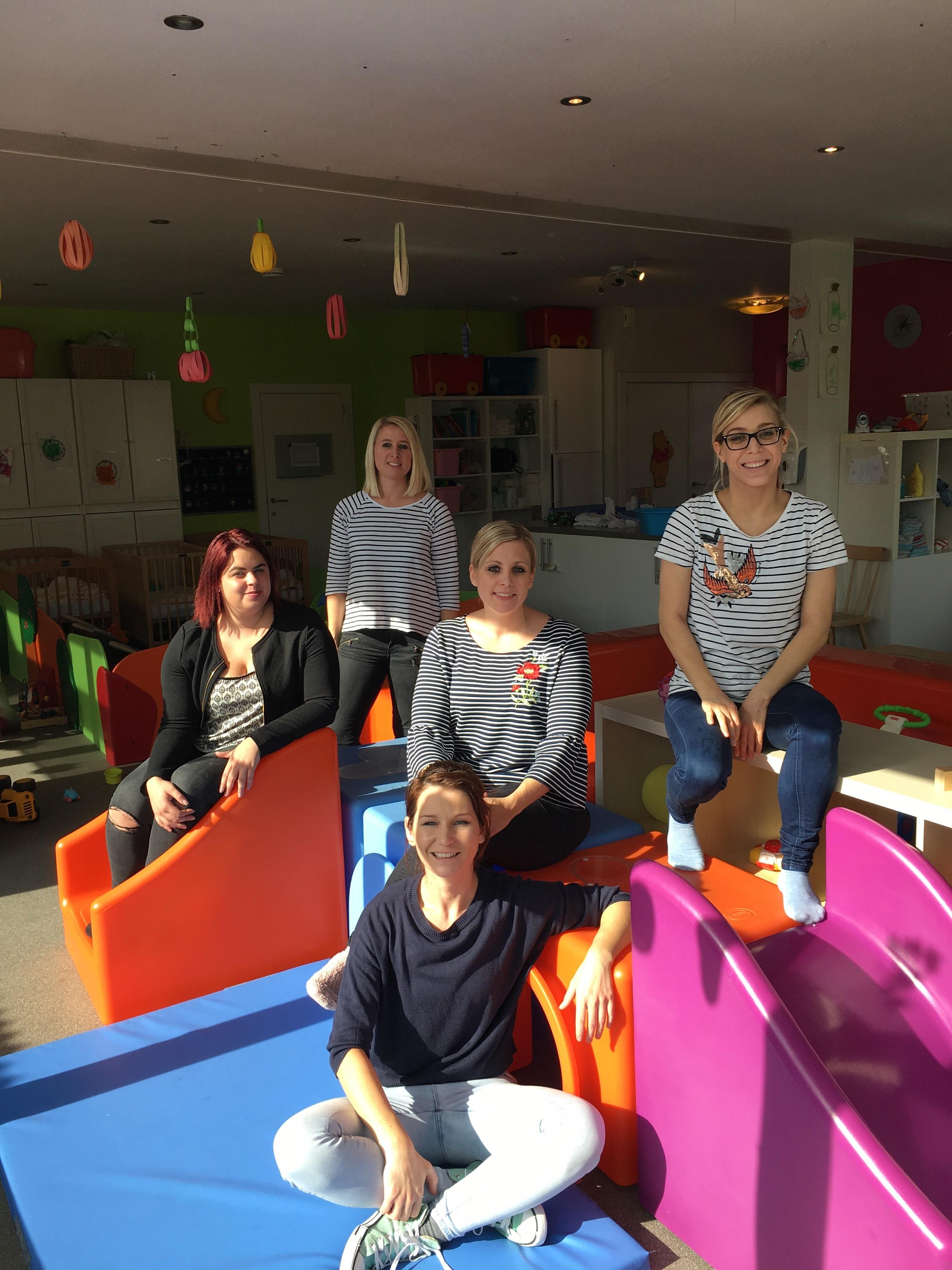 Team Kinderdagverblijf patapoef